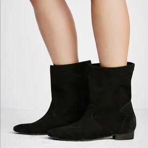 Ashville suede boots